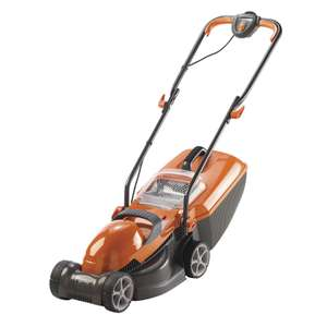 Flymo chevron Mains powered Electric lawnmower £45 at Homebase
