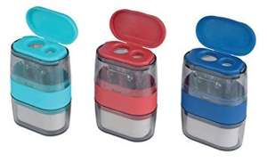 Helix Eraser and Sharpener Duo 8p !! - instore @ ASDA Portsmouth