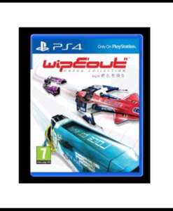 Wipeout: Omega Collection (PS4) , £11.99 (pre-owned) @ Grainger Games