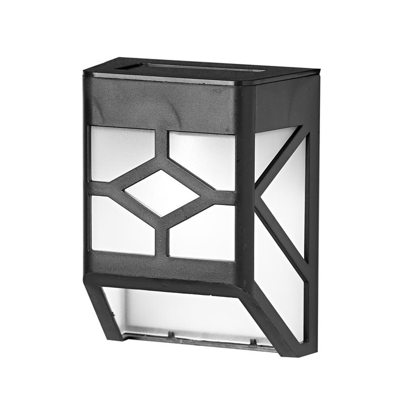 Solar Lantern Fence light £3 at Homebase