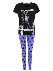 More stock - Maleficent women's PJs 12-14 OR Garfield 8-10,12-14 £8 each @ Asda George