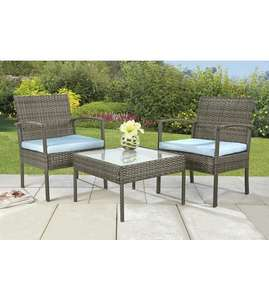 Garden furniture sets from 31.99 at studio.co.uk (£4.99 on some orders)