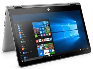 HP Pavilion x360 14-ba104na Convertible Laptop £50 off code CLEAR50 - £649 @ HP