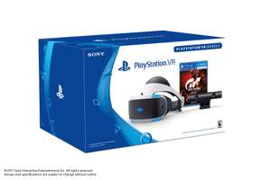 New Reduced price PSVR with Gran Turismo Sport Bundle - £193.99 with voucher (£199.99 before voucher) @ Toby Deals