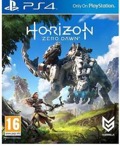 Horizon Zero Dawn Standard Edition PS4 £19.85 @ ShopTo eBay + free delivery