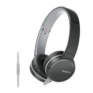 Sony MDR-ZX660AP Lightweight On-Ear Headphone with Smartphone Control (Black) - was £29.97 now £15.97 @ Amazon (Prime) / Currys