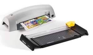 Fellowes Lunar A4 Laminator and Trimmer Craft Pack  £11.99 Argos eBay Store