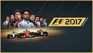 F1 2017 PC/Mac lowest price so far - £13.49 @ Steam
