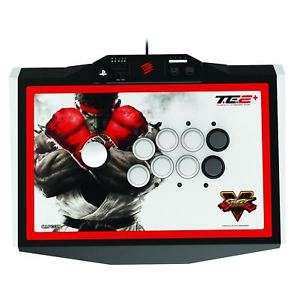 Mad Catz Street Fighter V Arcade FightStick TE2+ Wired PS4/PS3 - £87.25 @ g2gltd / eBay