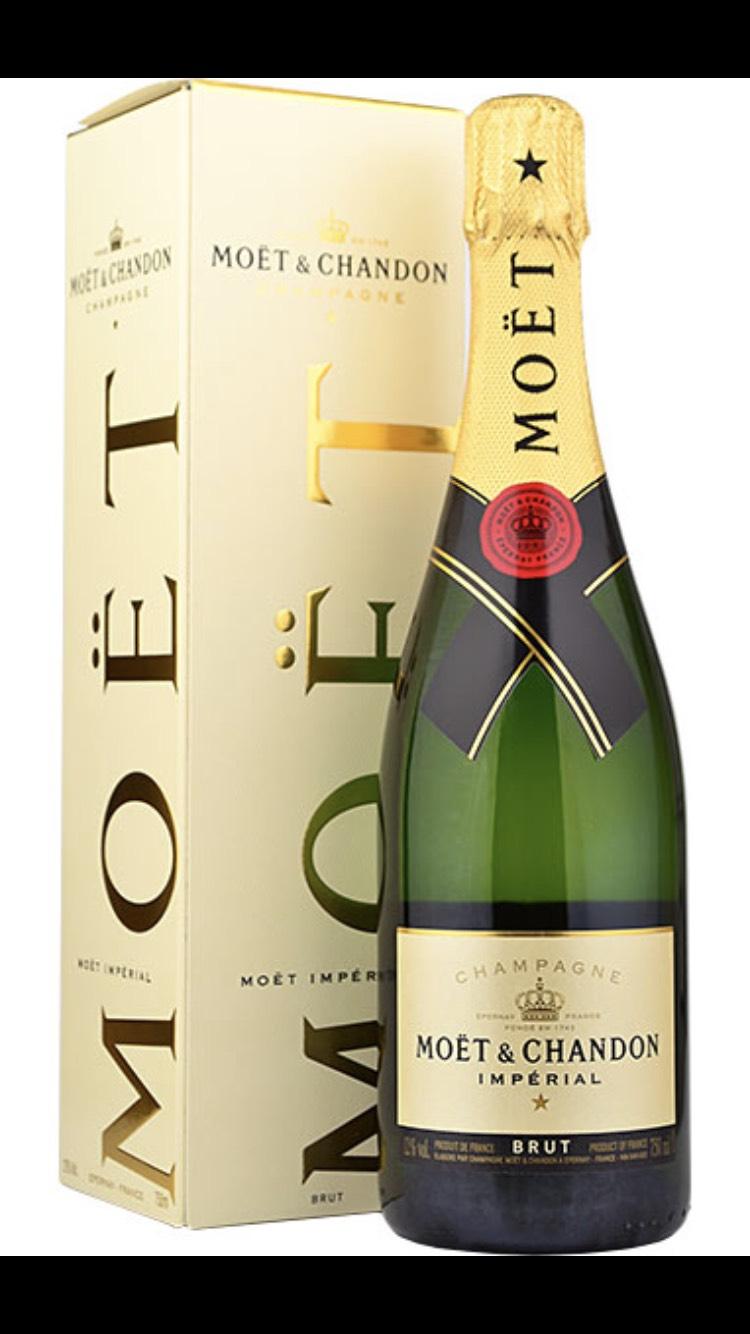 Moet & Chandon Champagne 3 for 2 @ Asda Llandudno - Total £36