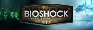 BioShock: The Collection @ Steam - £9.99