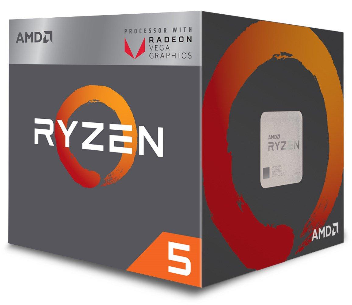 AMD Ryzen 5 2400G APU £136.21 @ CCL
