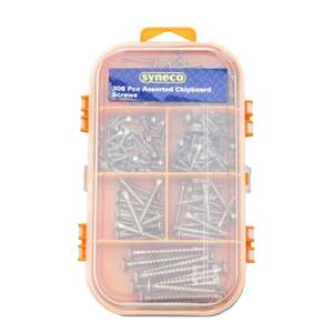 Chipboard Screws @ Homebase £1.00