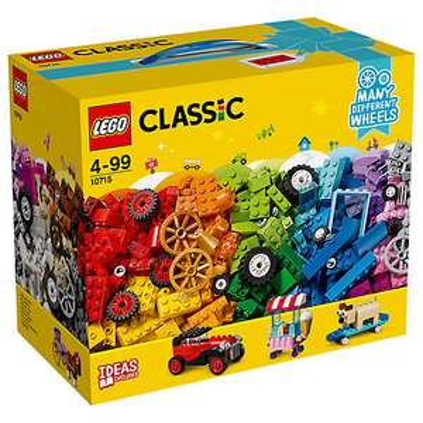 LEGO Classic 10715 Bricks On A Roll - £19.99 (+£2 C&C / £3.50 P&P) @ John Lewis