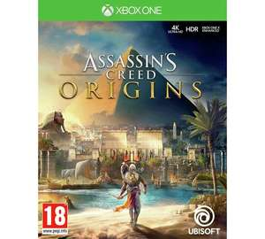 Assassin's Creed Origins Xbox One /PS4 Game - £27.99 @ Argos