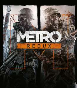 Metro Redux Bundle (PC Steam) £3.74 @ Fanatical