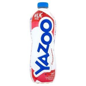 Yazoo Strawberry Milkshake 1L Bottle 60p @ Heron