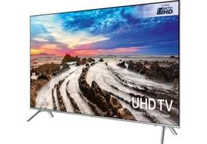 Samsung UE65MU7000 65 inch TV 4K Ultra HD HDR 1000 Smart LED £1029.99 @ Applianceelectronics
