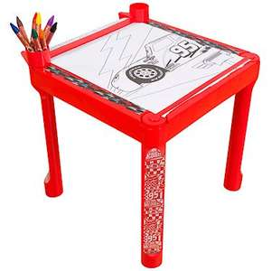Disney Pixar Cars 3 Colouring Table - Was £25 Now £6.25 @ TheToyShop (C&C)