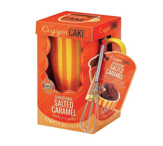 CuppaCake - Salted Caramel Mug Set - save 80% - £1.99 @ Argos