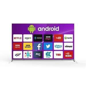 "ElectriQ Ex Display 55"" 4K Ultra HD OLED (LG Panel) Android Smart TV with HDR - £854.99/delivered 864.94  @ Appliances Direct"