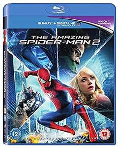 The Amazing Spiderman 2 Blu-ray with Digital Copy £1 at Poundland