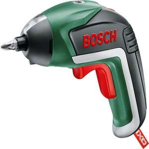Bosch IXO Cordless Screwdriver + 3 Year Warranty - £21.99 @ Amazon