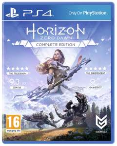 Horizon Zero Dawn Complete Edition PS4 Game for £26.99 @ Argos