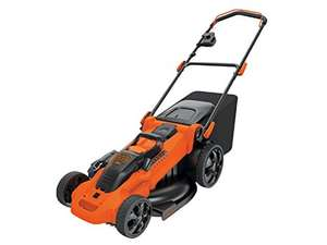 BLACK+DECKER 36 V Lithium-Ion Autosense Mower with 2 Ah 2 Batteries, 48 cm @ Amazon for £299.99