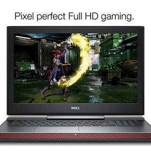 Dell Inspiron 15.6-Inch Gaming Notebook - (Black) (Intel Core i5-7300HQ, 8 GB RAM, 256 GB SSD, NVIDIA GTX 1050 4 GB Graphics Card, Windows 10 Home) @ Amazon for £749.99