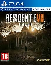 Resident Evil 7 Biohazardy PS4 £9.99 @ Boomerang