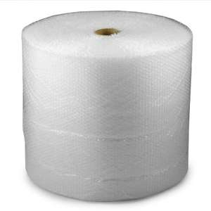 Bubble Wrap Roll Small Bubbles 500mm x 100m - £7.74 delivered @ Amazon (Sold and fulfilled by MG CORP)