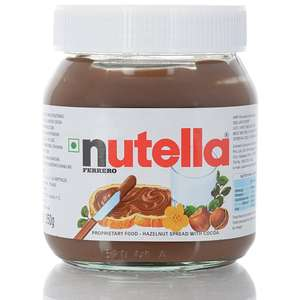 Nutella anyone (BBE 7th March)? 3 x 350g for 99p + £5.99 delivery (min order £25) at Approved Foods