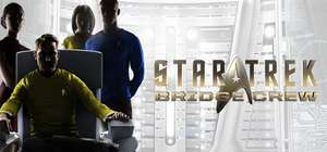 Star Trek: Bridge Crew (PC with or without WMR, an Oculus or Vive) @Steam-£15.99