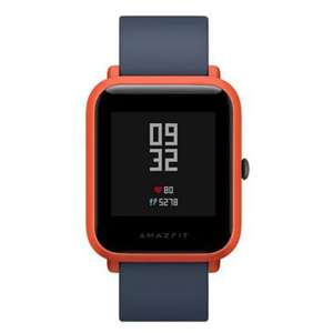 Original Xiaomi Huami AMAZFIT Bip Lite Version Smart Watch  -  INTERNATIONAL VERSION  ORANGE £44.03 @ gearbest