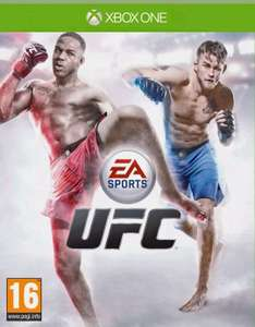 EA Sports UFC Xbox One Game. £6.99 From the Official Argos Shop on ebay