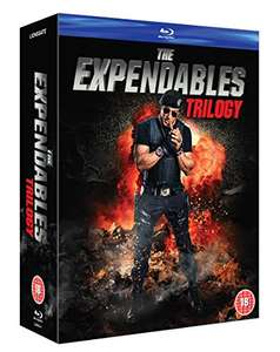 The Expendables Trilogy [Blu-ray] £6.99 Prime / £8.98 Non Prime @ Amazon