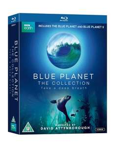 Blue Planet: The Collection (Box Set) [Blu-ray] £19.99 @ Zoom