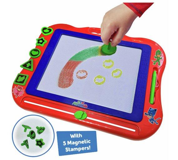 PJ Masks Colour Magna Doodle Drawing Tablet £6.49 @ Argos