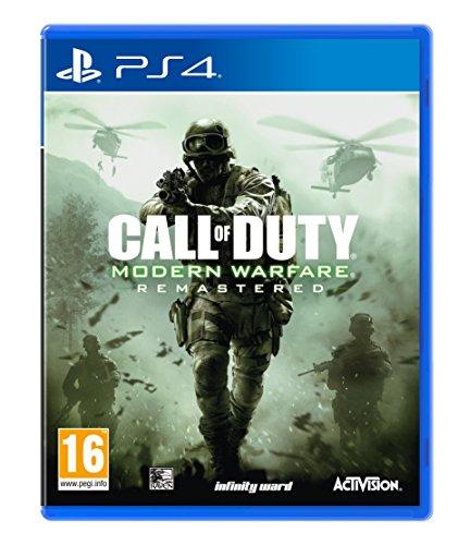 Modern Warfare Remastered (PS4) £14.99 Prime / £16.98 Non Prime @ Amazon