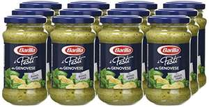 Barilla Pesto 190g - Pack of 12 - Amazon S&S £9.35 (with 5 S&S items)