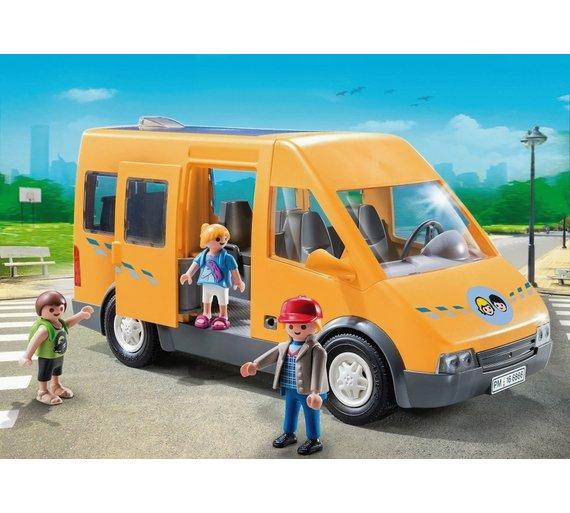 Playmobil 6866 City Life School Busby Playmobil709/4545 £12.49 @ Argos