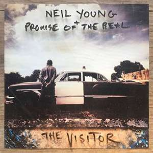 Neil Young - promise of the real / the visitor  2 Vinyl LP £5.95 / £11.08 delivered [ amazon.com ]