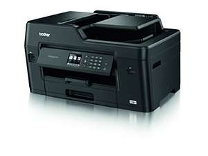 Brother MFC-J6530DW Colour Inkjet Printer | A3 | Print, Copy, Scan, Fax & Wireless £95 @ Amazon