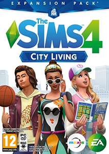 Sims 4 City Living Pack for PS4 and PC from £13.99 @ amazon