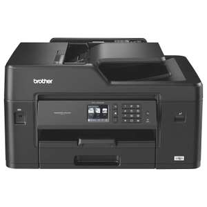 FOR £35 AFTERCASHBACK Brother MFC-J6530DW Wireless All-in-One A3 Colour Inkjet Printer & Fax Machine £95 @ John Lewis