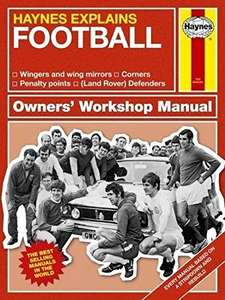 Haynes explains football - £2.10 Prime / £5.09 Non Prime @ Amazon