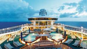 PARTIAL SCHOOL HOLS! FAMILY OF 4 NYE in Miami and 9 day caribbean cruise £789pp - Royal Caribbean