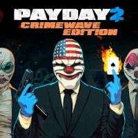 Payday 2 : crime wave edition £6.49 - PSN