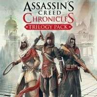 Assassin's creed chronicles trilogy £5.79 @ PSN